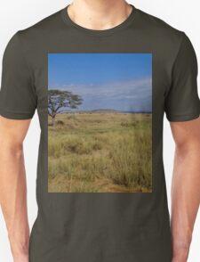 an amazing Tanzania landscape Unisex T-Shirt