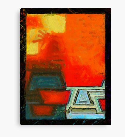 abstract 10 (DaP) Canvas Print