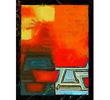 abstract 10 (DaP) Photographic Print