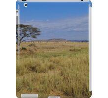 an amazing Tanzania landscape iPad Case/Skin