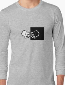 The Cool Wombats Long Sleeve T-Shirt