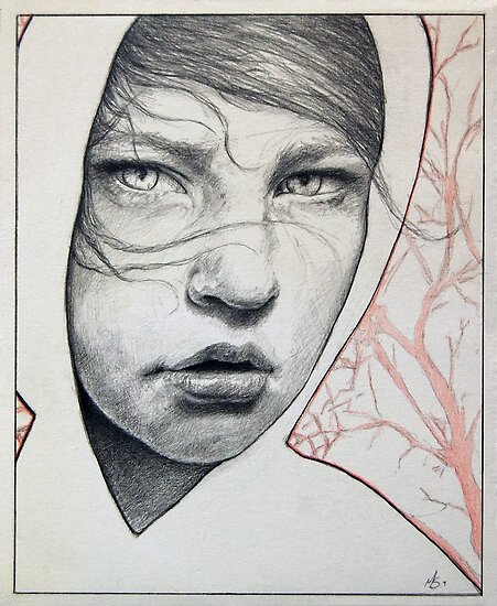 Untitled Sketch  by Michael  Shapcott