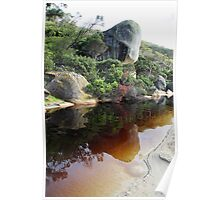 Tidal River - Wilsons Pomontory, Victoria Poster