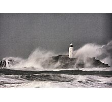 Godrevy Lighthouse 4 Photographic Print