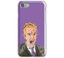 John Davies Illustration iPhone Case/Skin