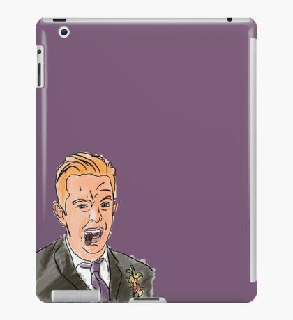 John Davies Illustration iPad Case/Skin