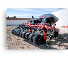 Agricultural Seeders  Canvas Print
