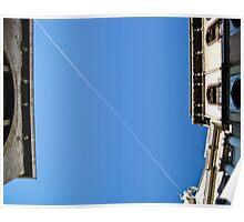 """Javelin"" (Venice, Italy) Poster"