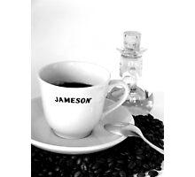 Jameson Coffee Photographic Print
