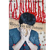 All Eyes On The Future Photographic Print