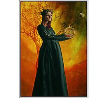 The Empress Photographic Print