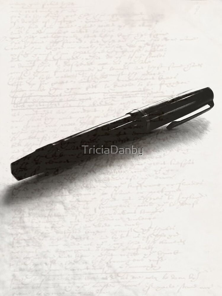 An Author's Tool by TriciaDanby