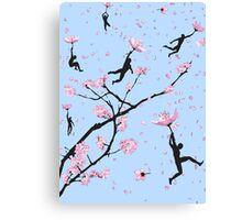 Blossom Flight Canvas Print