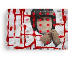 Rory The Racer  Canvas Print