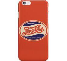 Old Pepsi Ad 2 iPhone Case/Skin
