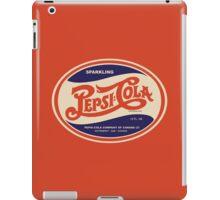 Old Pepsi Ad 2 iPad Case/Skin