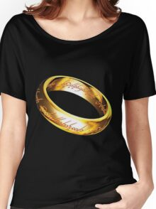 One Ring Women's Relaxed Fit T-Shirt