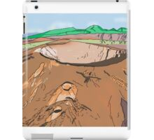 Art & Deco (by Austral Monkey) • Volcano iPad Case/Skin