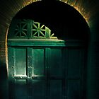 The Holy Door by hologram