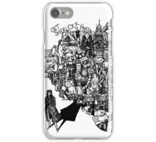 Sherlock World iPhone Case/Skin