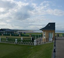 St Andrews Old Course by jamence