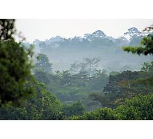 a vast Comoros landscape Photographic Print