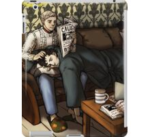 After The Case iPad Case/Skin