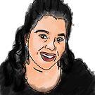 Louise Myers Illustration by StevePaulMyers