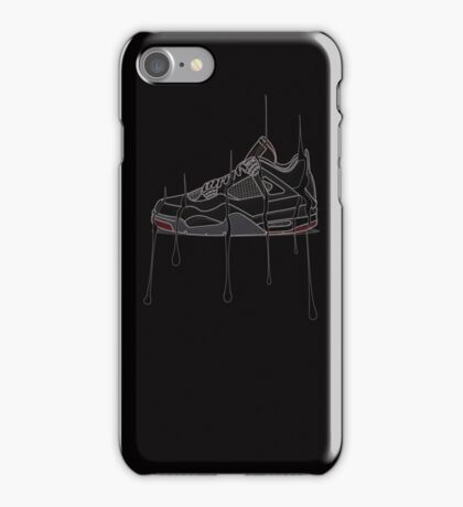 air jordan 4 drip 2 iPhone Case/Skin