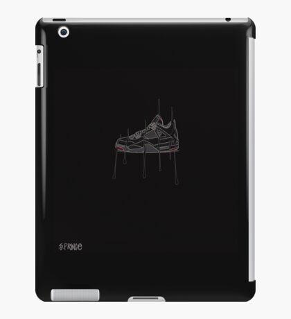air jordan 4 drip 2 iPad Case/Skin