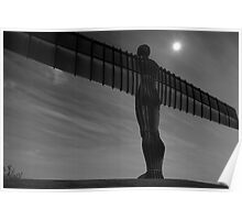Angel of the North, Gateshead Poster