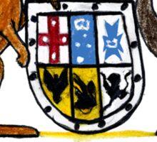 AUSTRALIA Coat of Arms Sticker