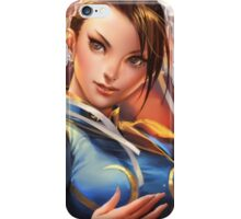 Chun Li From Street Fighter iPhone Case/Skin