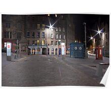 Grassmarket, Edinburgh Poster