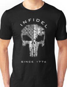 American Punisher 2.0 - Infidel Subdued Unisex T-Shirt