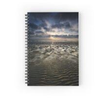 Dunnet Beach, Caithness, Scotland Spiral Notebook