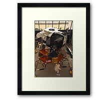 LEM... Apollo 4 Framed Print