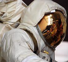 Lunar Space Suit & LEM... Apollo 4 by John Schneider