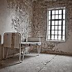 Abandoned Bed by Christina Børding