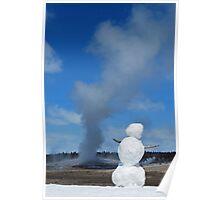 Celebrate ~ Blue Skies & Sunshine Poster