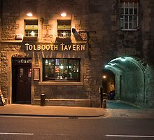 Tolbooth Tavern by jamence