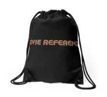 Movie Reference - Boogie Nights Drawstring Bag