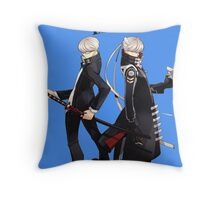 Another Yourself Throw Pillow