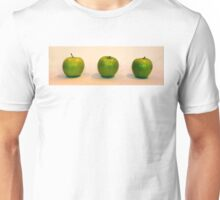 Green Apple Trio Unisex T-Shirt