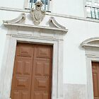 Church door by fonsecanuno