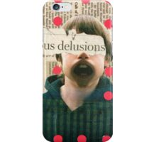 Dangerous Delusions iPhone Case/Skin