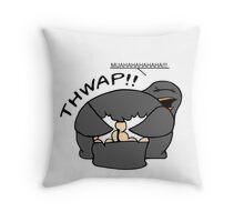Thwap Throw Pillow