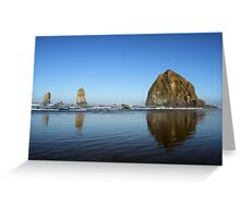 The Needles and a Haystack Greeting Card