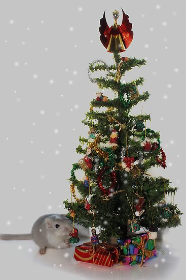 My first Christmas tree! by Squealia