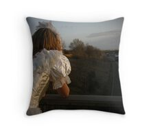 runaway bride 03 Throw Pillow